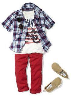 Boy Clothes (3-8yrs)