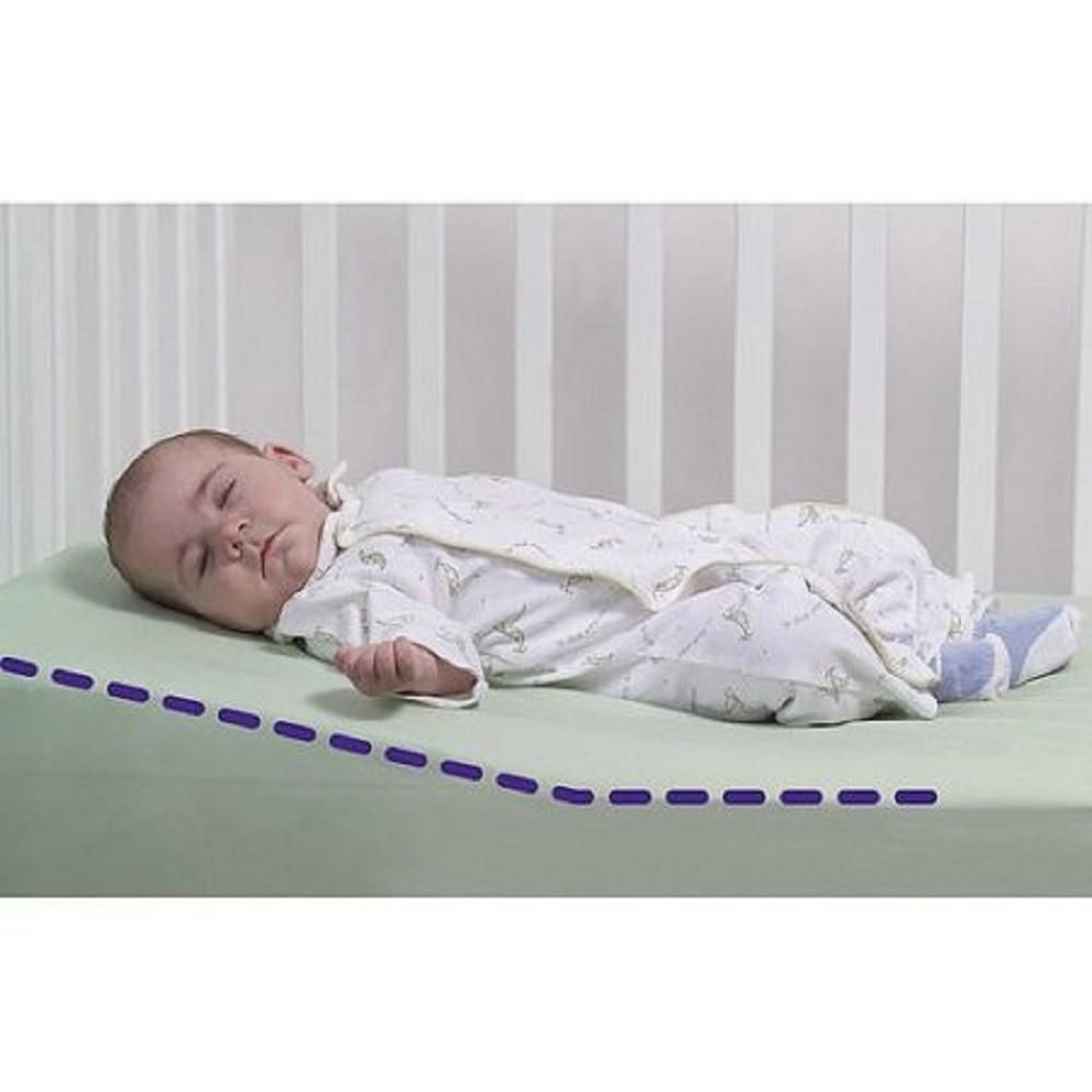 Novimed Universal Baby Reflux Wedge Pillow With Washable