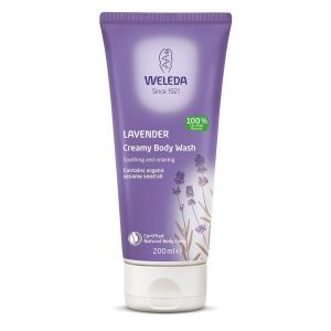 Weleda Lavander Creamy Body Wash - 200ml