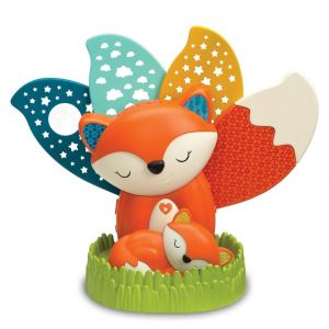 Infantino 2-In-1 Musical Soother & Night Light Pro Bedroom
