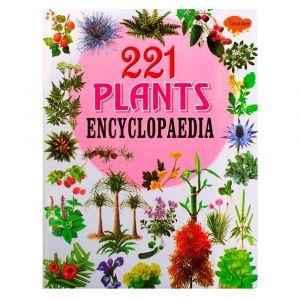 Sawan 221 Plants Encyclopedia - Children's Book