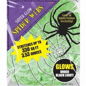Green Spider Web 3.53oz