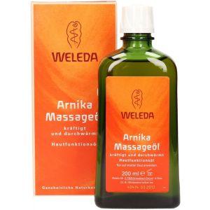 Weleda Arnica Massage Oil - 200ml