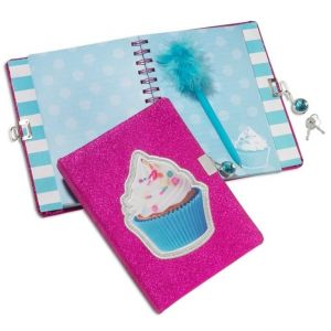 3C4G - Cupcake Journal With Pen