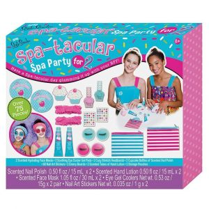 3C4G - Spa-Tacular Spa Party For 2