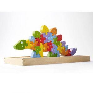 Begin Again Dinosaur A-Z Puzzle