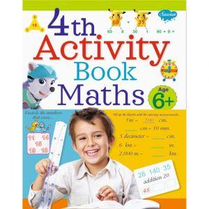 Sawan 4th Activity Book - Maths