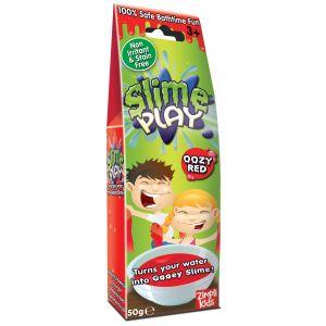 Zimpli Kids Slime Play Red Bath Time Play