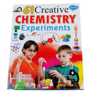 Sawan 61 Creative Chemistry Experiments - Children's Book