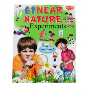 Sawan 61 Near Nature Experiments - Children's Book