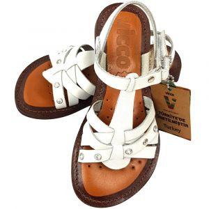Vicco 625.18Y.350 Girl Sandal - White