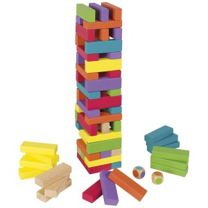 Janod Equilibloc Color Stacking & Sorting Toys