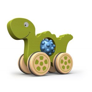 Begin Again Nubble Rumblers Dino Wooden Toy