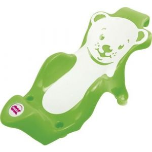 Okbaby Buddy Bath Seat with Slip-free rubber - Pista Green