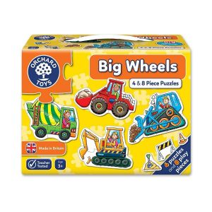 Orchard Big Wheels Puzzles