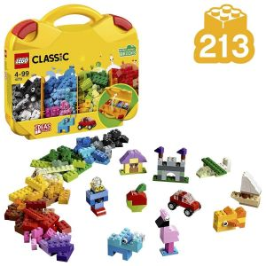 Lego Creative Suitcase Block Toys