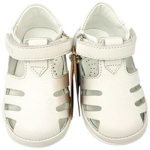 Vicco 918.18Y.015 Girl Sandal - White