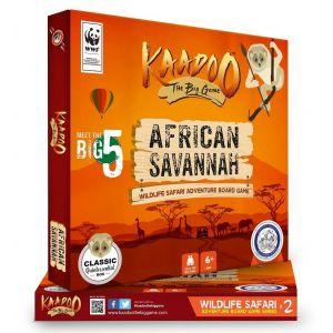 Kaadoo African Savannah Board Game