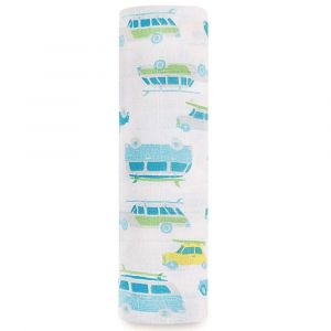 Aden+Anais Chasing Waves Classic Single Swaddle
