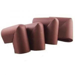 B-Safe Brown U Shaped Corner Cushion