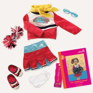Our Generation Kid's Juliet'S Book With Outfit Set