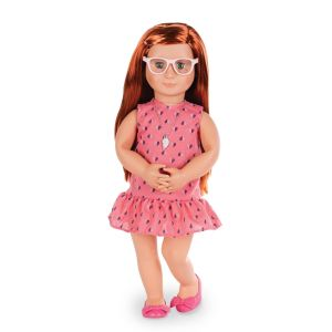 Our Generation Kid's Deluxe Twin Doll Sabina