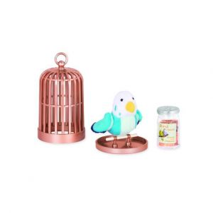 Our Generation Kid's Pet Bird Set