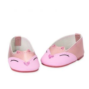 Our Generation Kid's Kitty Shoes