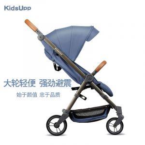 Baby Time KidsUpp Compact Stroller - Denim Blue