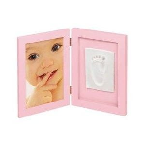 Baby Art My Sweet Memories Photo Frame with 1 Print - Pink
