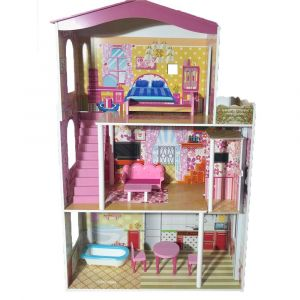 Babyland Wooden Doll House