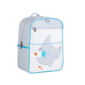 BeatrixNY Nigel The Shark Big Kid Backpack