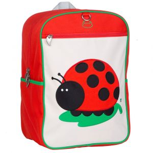BeatrixNY Juju The Ladybug Little Kid Backpack