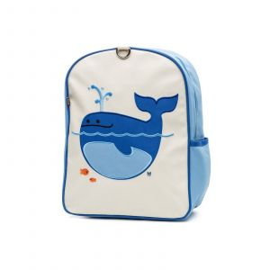BeatrixNY Lucas The Whale Little Kid Backpack