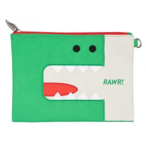 BeatrixNY Percival The Dino Pencil Case