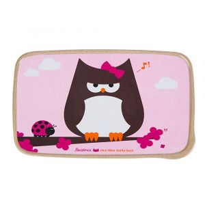 BeatrixNY Papar The Owl Rice Fiber Bento Box