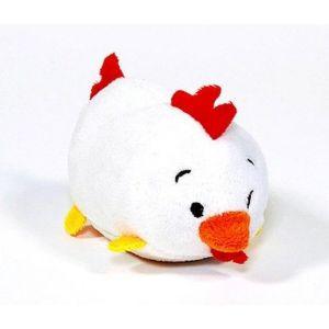 Bun Bun Stacking Mini Plush Toy - Chicken