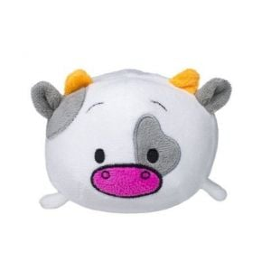 Bun Bun Stacking Small Plush Toy - Cow