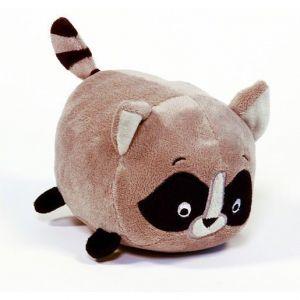 Bun Bun Stacking Small Plush Toy - Raccoon