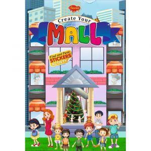Sawan Create Your Mall Sticker Activity Book