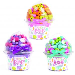 Style Me Up Candy Pop to Go Cupcakes - Orange - Activity Toys