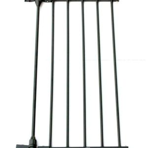 Cardinal Gates Black Width Exxtension For EX100 - 15in