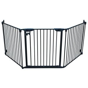 Cardinal Gates Black Expanda Gate