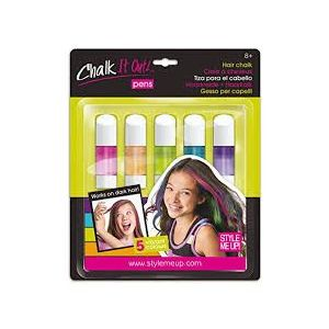 Style Me Up Chalk It Out Bright Colors (5 pens) - Art & Craft Toys