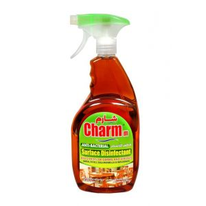 Charmm Antibacterial Surface Disinfectant Spray 750ML