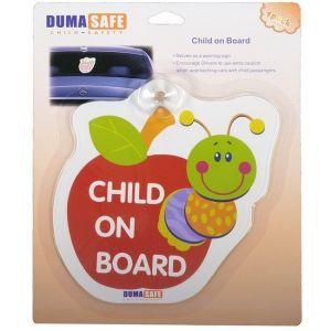 Duma Safe Child on board