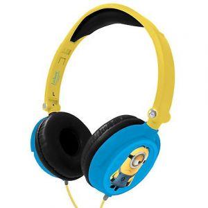 Despicable Me Lexibook Stereo Headphones - Kids Toys