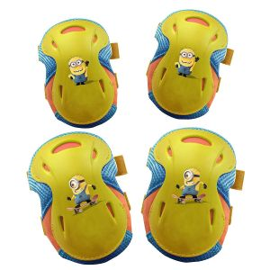 Despicable Me Knee & Elbow Pad Set