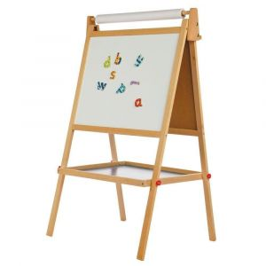 BigJigs Double Sided Easel with Paper