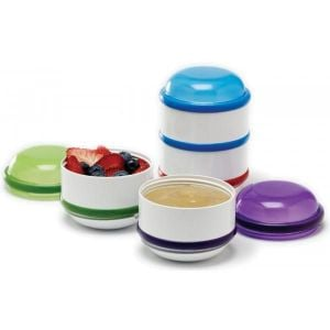 Dr Browns Snack-A-Pillar Snack & Dipping Cups